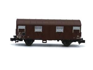Wagon couvert SNCF - Minitrix 15655-03 échelle N