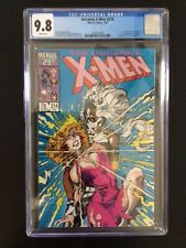 CGC 9.8 Uncanny X-Men 214 White Pages - Free Shipping