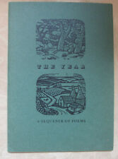 The Year, a Sequence of Poems with decorations by Stanley Hickson, Pilgrim Press