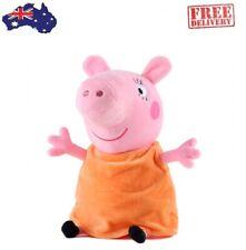 Peppa Pig Mummy Pig 19cm Plush Soft Toy.