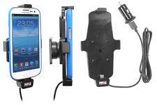 Support Brodit avec cable USB intégré pour Samsung Galaxy S III compatible étui