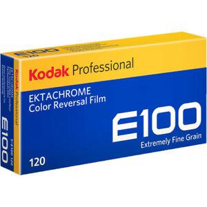 Kodak Professional Ektachrome E100 Color Reversal Film - 120 Pro Pack