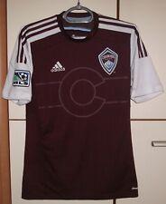 Colorado Rapids 2014 football soccer shirt jersey Adidas size S