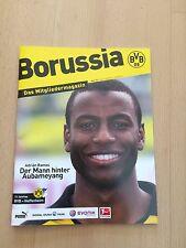 BORUSSIA DORTMUND@BVB Mitgliedermagazin BORUSSIA@Heft 104@BVB - Hoffenheim@Ramos