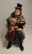 "Royal Doulton Figurine ""The Coachman"" Hn 2282 Made In England 7"""