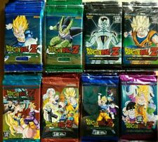 24 SEALED Pack Assorted Lot Dragon ball Z TCG CCG Box New 288 CARDS TOTAL! DBZ
