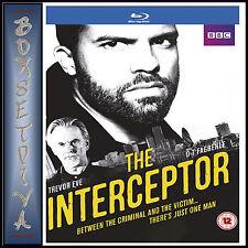 THE INTERCEPTOR - Trevor Eve - BBC   *BRAND NEW  BLU-RAY ***