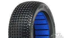 PRL9048-03 Par Neumáticos BIG BLOX M4 Super Suave PRO-LINE Buggy 1/8/PRO LÍNEA