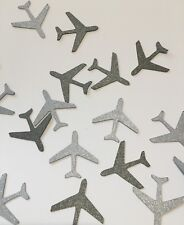 Plane Confetti Table Confetti Party Retirement Holiday Themed Baby Planes 150 PC