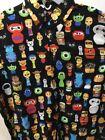 D23 Expo 2017 Disney Pixar John Lasseter Reyn Spooner Hawaiian (S) Shirt [d23B]