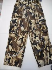 Camouflage pants Hunting clothes Mens pants Womens pants Army camo Large