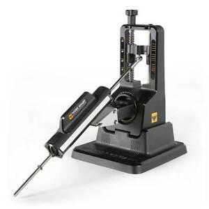 WORK SHARP PRECISION ADJUST KNIFE SHARPENER WITH TRI-BRASIVE AND PIVOT-RESPONSE