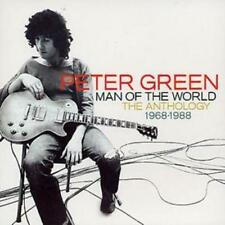 Peter Green : Man of the World: The Anthology 1968-1988 CD (2004) ***NEW***