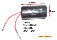 Capacitor CBB60 35uF 300VAC Pump capacitor Ships from USA