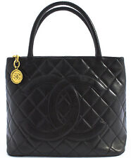 Chanel bolso bandolera shoulder Bag Shopper Black Noir negro bolso