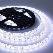 WOW - Waterproof 5M White 5050 SMD 300 LEDs Strip Light + Female Connector Xmas