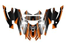 Arctic Cat Sabercat Firecat Graphics 2003 2004 2005 2006 F5 F6 F7 #1900 Orange