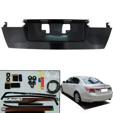 For 2008-2013 Honda Accord G8 Trunk Lid Ef / Deck Lid Panel Black