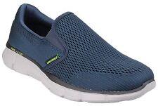 Skechers Equalizer Double Play Mens Memory Foam Sports Go Walk Shoes UK6-12
