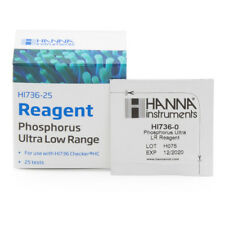 Hanna Instruments Hi736 Reagents