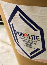 14 lb of Biodiesel Dry Wash Resin Beats Purolite Pd206 at cost of $5.00/lb
