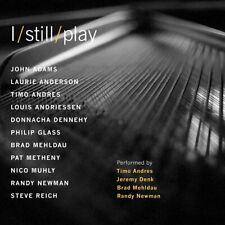 I Still Play (Brad Mehldau, Steve Reich, Pat Metheny) CD ALBUM NEW (22ND MAY)