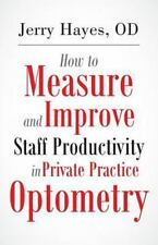 How to Measure and Improve Staff Productivity in Private Practice Optometry...