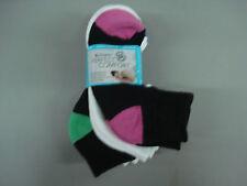 Nwt Burlington Perfect Comfort Cushioned Quarter Socks Multi 6 Pair #239K