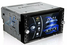 Stereo Autoradio Doppio Din Navigatore GPS DVD Bluetooth Usb Sd Cd Mp3 2Din 45 w