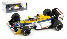 Spark S4059 Williams FW12 Judd #5 2nd British GP 1988 - Nigel Mansell 1/43 Scale
