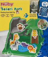 Nuby Safari Park Floating Foam Bath Toy **NEW**