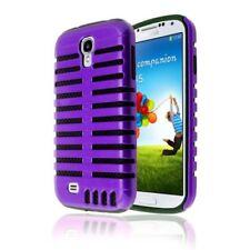Fundas y carcasas transparente de color principal morado de silicona/goma para teléfonos móviles y PDAs