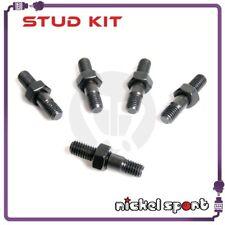 M8 x 1.25mm 38mm Turbo Stud Nut Kit For Garrett T25 T28 GT22 GT25 GT28 GT30 GT35