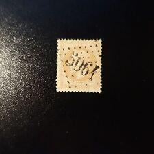NAPOLÉON N°28B OBLITÉRATION BFE LOSANGE GC 5064 SMENDOU CONSTANTINE INDICE 21