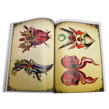 Traditional Body Art Tattoo Flash Book Designs Tattoo Reference Book