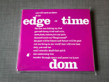 CD - DOM - EDGE OF TIME - NEUF