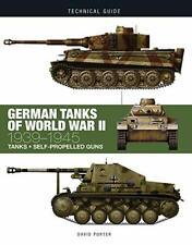German Tanks of World War II 1939-1945 by David Porter 9781782747260  