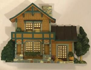 Bumbershoot Brian Baker Collection QUIET RETREAT Wall House 99601 #568