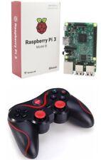 Wireless Bluetooth Controller Gamepad For Raspberry Pi 3 - RetroPie - PC - MAC