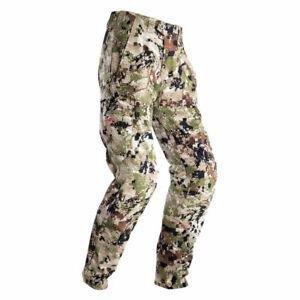 Sitka Gear Men's Apex Soft Micro-Fleece Optifade Subalpine Pants 50217-SA