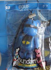 Medicom Bearbrick GUNDAM ✰ MS-07B GOUF ✰ Key Chain Strap BE@RBRICK Japan Anime