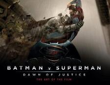 Batman v Superman: Dawn of Justice: The Art of the Film, Aperlo, Peter