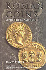 Roman Coins and Their Values Volume 2 by David R. Sear (Hardback, 2002)