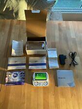WIE NEU - Sony Playstation PSP Go N1004 16 GB + 8GB M.2 Komplettset & 20 Spiele