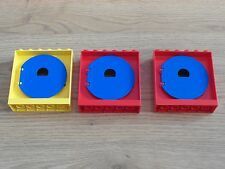 LEGO Duplo - 3 fenêtres avec rond volets/Sortie Balle Tube Slide-GMT37