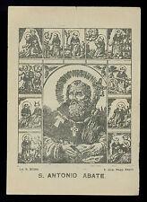 santino stampa popolare 1800 S.ANTONIO AB.