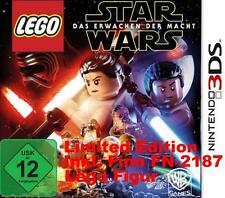 Nintendo 3DS Lego Star Wars 7 Das Erwachen der Macht Special Edition Neuwertig