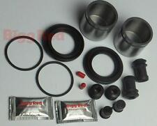 FRONT Brake Caliper Seal & Piston Repair Kit for Mazda 6 1.8 2002-2007 (BRKP131)