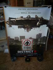 DISTRICT 9, orig rolled D/S regular 1-sht / movie poster (Peter Jackson)