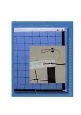 Tolles Volleyballnetz Top-Qualität m.Kevlarseil 9,5 x1m